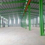 Thủy nguyên: 2000m2 nhà xưởng, 10,000m2 bãi phân loại phế liệu cho thuê