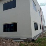 Cho thuê nhà xưởng mới trong và ngoài khu công nghiệp nam sách diện tích đa dạng