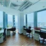 Văn Phòng Full Service Rẻ Nhất Đà Nẵng Tại Tòa Nhà Pv Combank, Lh Office Đà Nẵng