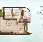 Căn hoa hậu studio l1.2501 dự án the landmark swanlake residence ecopark, chỉ từ 250 triệu