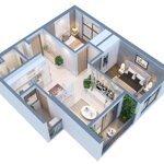 Cần tiền gấp bán lại chung cư vinhomes new center hà tĩnh. giá đợt 1.