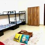 Cho thuê chung cư mini ngõ 21 lê văn lương diện tích 40m đầy đủ nội thất