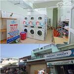 Cho thuê nhà nguyên căn kèm tiệm giặt ủi đường phan văn hân, p17, bình thạnh.