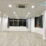 Văn phòng cho thuê lầu 2diện tích100,110,210m2, ngang 16.5m, giá tốt