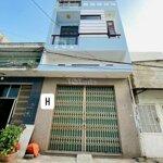 Nhà 3 Tầngmặt Tiềnđường 3M75 Thái Thị Bôi 60M2 K/Cố