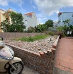 Bán đất tại Xã Kim Sơn, Gia Lâm, Hà Nội diện tích 121m2