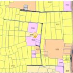 Bán đất ở đã có thổ cư 123.3m² tại đường ấp cao su, Xã Long Giang, Huyện Bến Cầu, Tây Ninh giá 250 triệu