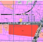 Bán đất ở đã có thổ cư 111m² tại đường Nguyễn Trọng Thế, Thị trấn Hậu Nghĩa, Huyện Đức Hòa, Long An giá 582 triệu