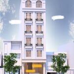 Bán tòa nhà 5 tầng mặt phố trung kính.