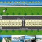 KQH Tân Mỹ - Thuận An, Tp.Huế - Đường 16m5 (Kẹp mương nước 3m) cực hiếm ️