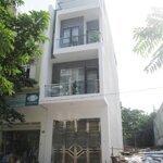 Cho thuê nhà 4 tầng làm văn phòng đường lê hồng phong, hải an, hải phòng