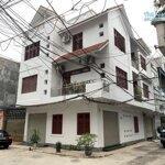 Cho thuê nhà 3,5 tầng hoàng ngọc phách, quán nam, lê chân, hải phòng. diện tích 112m2