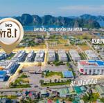 Shophouse TTTP Cẩm Phả - Chỉ từ 1.5 tỷ