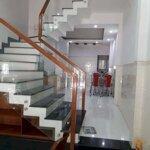 Cho thuê nhà 2 tầng mặt tiền đường bình an