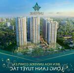 Sống sang trọng với căn hộ cao cấp nhất thành phố biên hoà