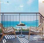 Bán căn hộ view biển - hỗ trợ vay 80%