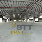 Cho thuê kho xưởng 2400m2 - 12.000m2 kcn long thành, đồng nai