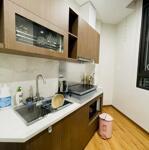 Cho thuê căn hộ 1 ngủ tách bếp phố cầu đất