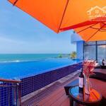 Biệt thự 9 phòng ngủ - có thang máy, hồ bơi, view biển Vũng Tàu tuyệt đẹp, cho thuê tránh dịch.