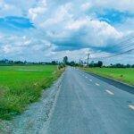 Đất Thổ Cư Xã Long Khê Huyện Cần Đước 102M2