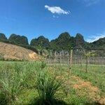 Bán Lô Đất 3065M Tại Nuông Dăm Bám Sông Bôi