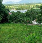 đất view hồ