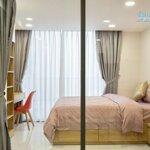 Cho thuê căn hộ, full nội thất tiện nghi tại yên phụ gần thanh niên, âu cơ