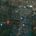 1979m2 đất rãy hẻm c1 buôn krong a xã eatu gần ubnd xã giá chỉ 1 tỷ