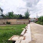 Đất Nền Thị Trấn Tân Túc Bình Chánh Sổ Hồng Riêng