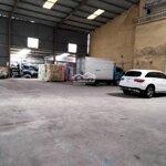 Cho thuê kho xưởng 700m2 có sẵn văn phòng, kcn nam từ liêm điện 3 pha, khung zami