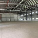 Cho thuê nhà máy sản xuất diện tích: 2800m2/3900m2 đất tại kcn ninh hiệp, gia lâm, hà nội