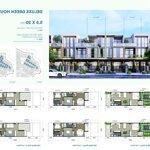 Aqua city-cần bán gấp 2 căn nhà phố trên đảo phượng hoàng diện tích 5,5x20