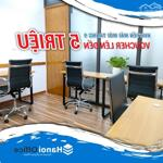 đồng hành cùng doanh nghiệp vượt qua đại dịch - hanoi office tặng voucher lên đến 5 triệu đồng