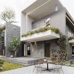 Gia đình tôi cần nhượng nhanh căn biệt thự ven biển 300m2, thiết kế hiện đại, giá chỉ như nhà phố