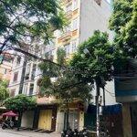 Cho thuê nhà mặt phố nguyễn khả trạc 70m2* 6 tầng 10 p