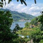 Siêu phẩm 1000m 300m thổ cư view lòng hồ nằm trung tâm xã hiền lương, đà bắc giá chỉ vài trăm triệu