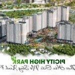 Căn hộ cao cấp trung tâm quận 12 picity - chiết khấu giá ưu đãi chủ đầu tư