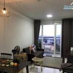 Cho thuê căn hộ 2 phòng ngủriêng 60m3 chung cư an trung ngô quyền view cầu rồng cực đẹp