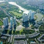 Cho thuê căn hộ 150m2 aqua bay ecopark, 20 triệu full đồ. view đẹp