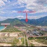 Bán Nền View Hồ , Đất Nền Đô Thị Biển Golden Bay 602 - Cách Biển 550 M , Gia 25,X