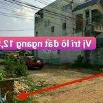 Đất Hẻm Xe Hơi Đường Nguyễn Duy Trinh Q9. (12X17)M
