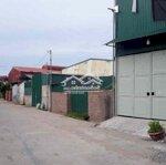 Cho thuê 200m2 nhà xưởng tại thanh trì - hà nội