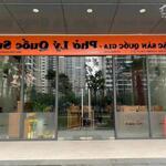Bán shop căn góc 2 mặt tiền cực đẹp tại toà gs1 vinhomes smart city ký mới chủ đầu tư