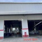 Bán nhà xưởng 12.300m2 trong khu công nghiệp, khu vực bến lức, long an