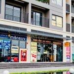 Shophouse vinhomes smart , ân hạn gốc lãi 2 năm