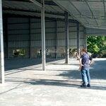 Cho thuê 2000m2 mặt đường kcn ngọc hồi, thanh trì, làm showroom hoặc sx.