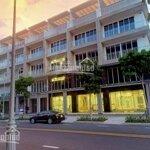 Cho thuê tầng trệt khu nhà phố sari town sala,diện tíchsử dụng: 85m2. giá: 30 triệu/th