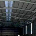 Nhà xưởng tân phước khánh 300m điện 3 pha đường co