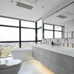 Trực tiếp bán nhanh 4 phòng ngủ 3 ban công view hồ tây, penthouse tràn kính 2 tầng thông, 34 tr/m2