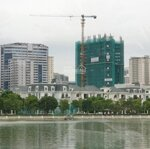 Chỉ từ 35 triệu/m2 sở hữu căn hộ trinity tower view hồ nhân chính, vinhomes greenbay, phùng khoang